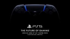 Sony marca data para o anúncio do PlayStation 5