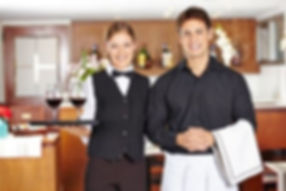 Bar, waiting and catering staff for hire in Manchester