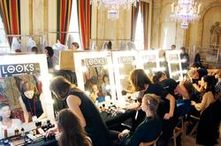 backstage maquillaje looks makeup