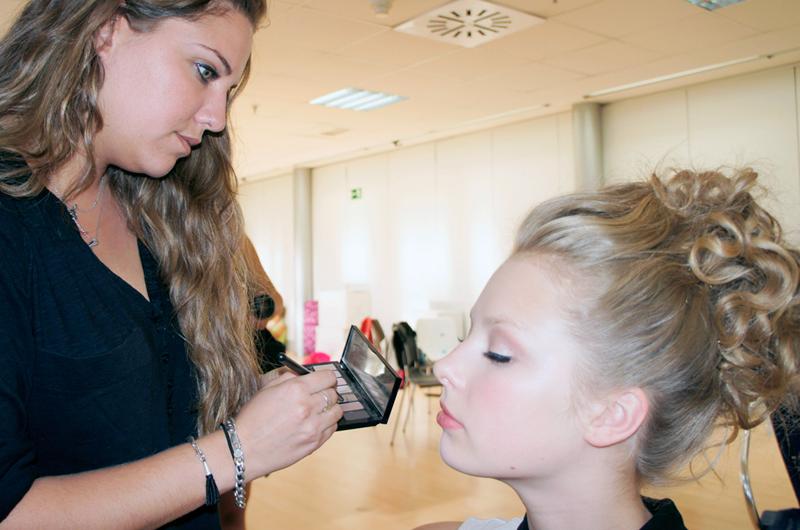 cursos maquillaje looks makeup