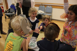 Rhythmic Games (Toddlers Music Group)