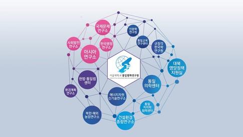서울대 통일평화연구원 10주년 영상