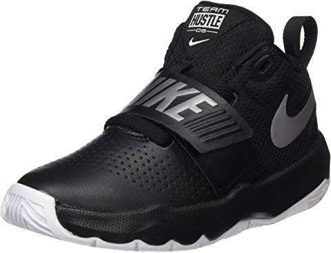 e35ab1916 Nike Kids' Team Hustle D 8 (Ps) Basketball Shoe