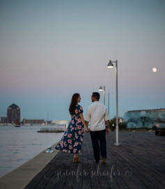 Federal Hill-Baltimore Engagement Sessio