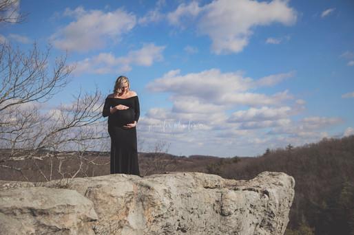 Maternity Photography-Maryland Maternity-Jennifer Schaefer Photography-Rocks State Park-Harford County, Maryland