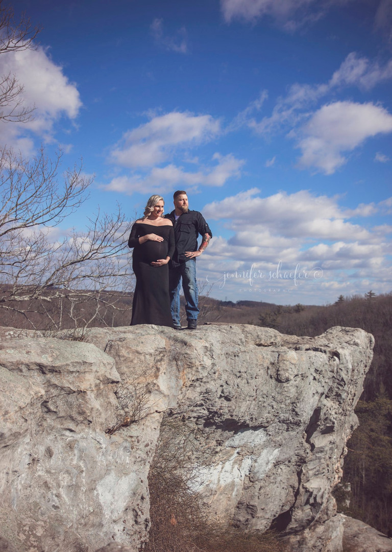 Maternity Session_Rocks State Park _King