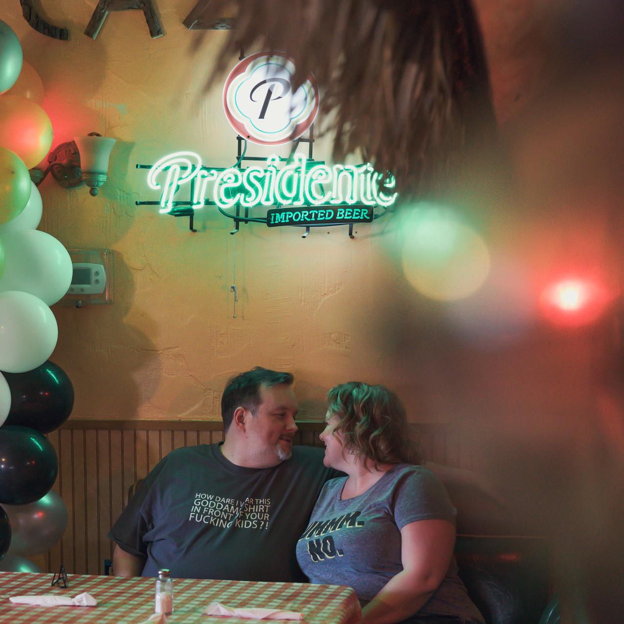 Maryland Bombshell/Couples Boudoir