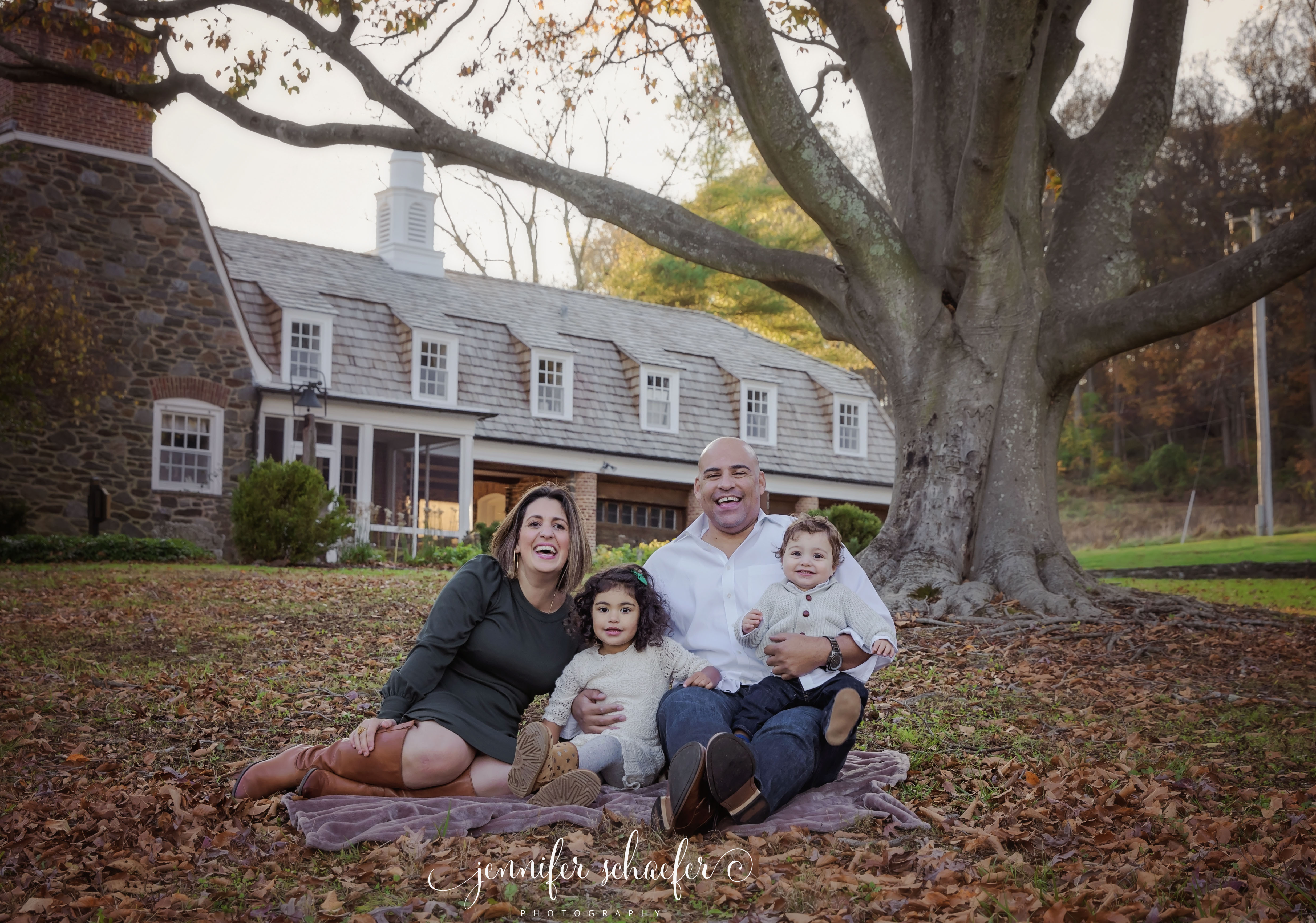 Fall Family Photo Session_Jennifer Schae