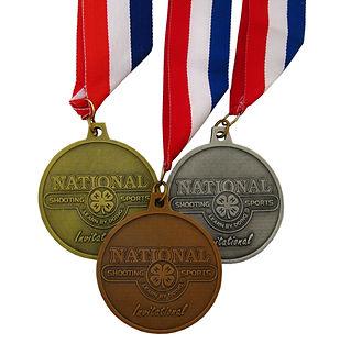 Custom Medals | Rixstine Fairs