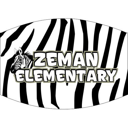 SchoolMask_Zeman Elementary