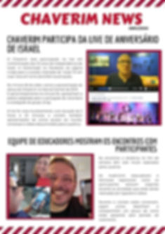 Newsletter Chaverim - abril 2020 pg 1.jp