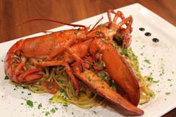 Boston Lobster Pasta