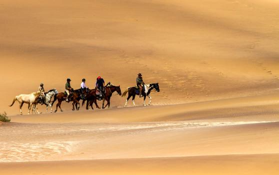 Swakop Dunes, Namib Desert Safari