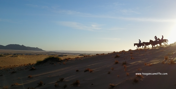 Big Dunes, Wild Horses Safari, Teagan Cunnliffe
