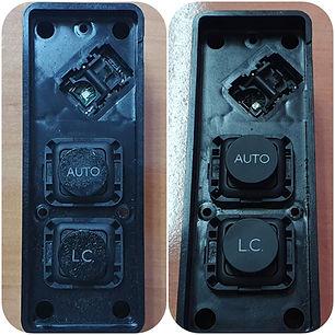 botoneras ferrari pegajosas botones ferrari auto lc pegajoso  borrado sticky