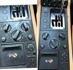 salpicadero ferrari  consola ferari 355 boton warning ferrari cambio ferrari 355 como recuperar un boton pegajoso sticky button ferari dashboard