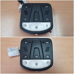 solucionar problema de mandos ferrari luz interior plafon interior lightplafon techo ferrari 239905 con tactope gajoso