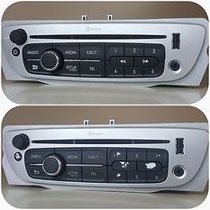 RADIO RENAULT BORRADA USB CLIO MEGANE