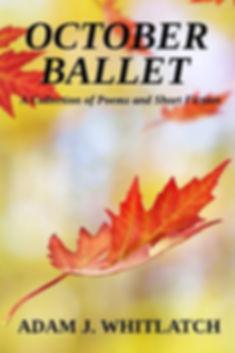 OCTOBER BALLET
