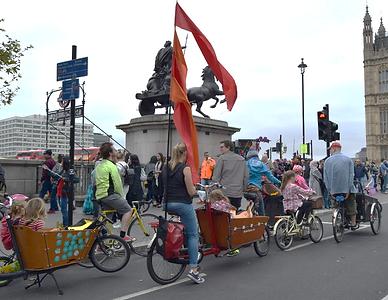 Kidical MASSive children cycling