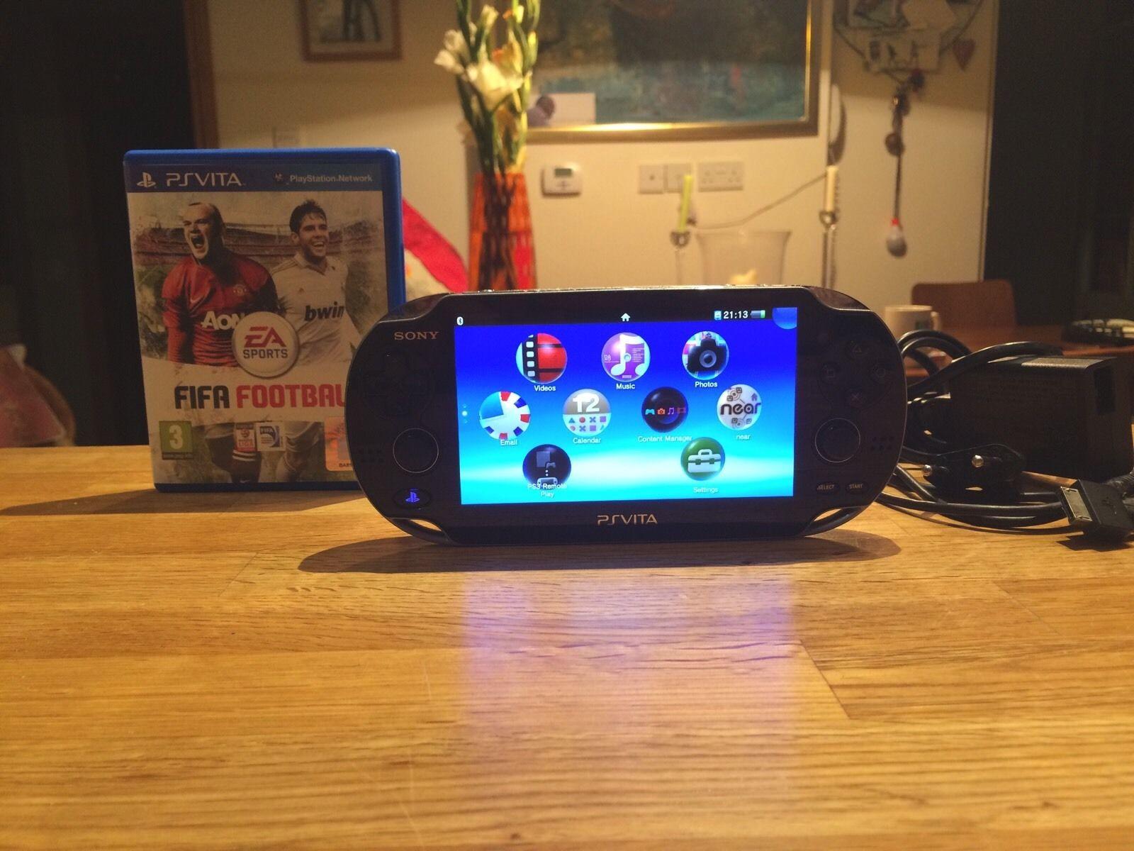 Ps Vita wifi only Fifa Bundle