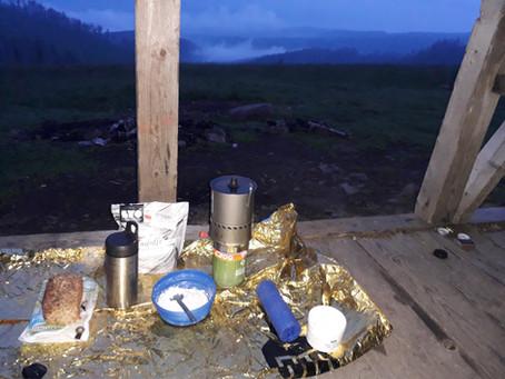 Relacja Główny Szlak Beskidzki: Przełęcz Glinne - Magurka Radziechowska (Dzień 12)