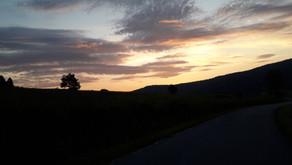 Relacja Główny Szlak Beskidzki: Ropki - Wiata pod Świerzowem (Dzień 21)