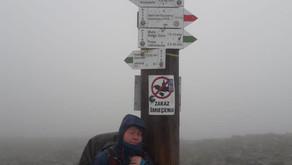 Relacja Główny Szlak Beskidzki: Hala Krupowa - Przełęcz Glinne (Dzień 11)