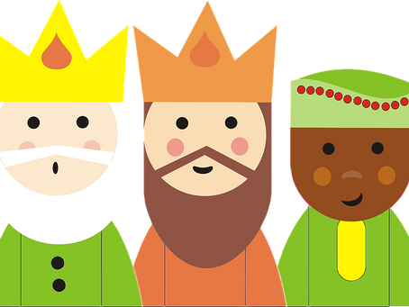 Los Tres Reyes Magos / The Three Wise Men