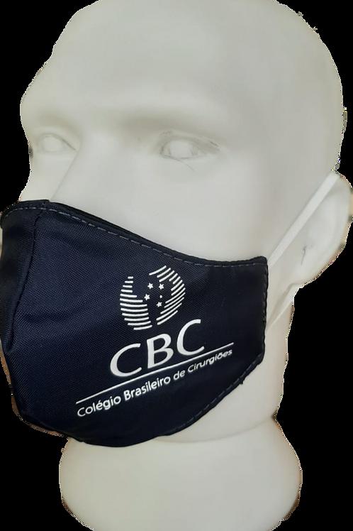 Máscara com Proteção Tripla  OMS/CBC
