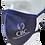 Thumbnail: 02 Pijamas Cirúrgico Gola V Evolution logo Oficial CBC