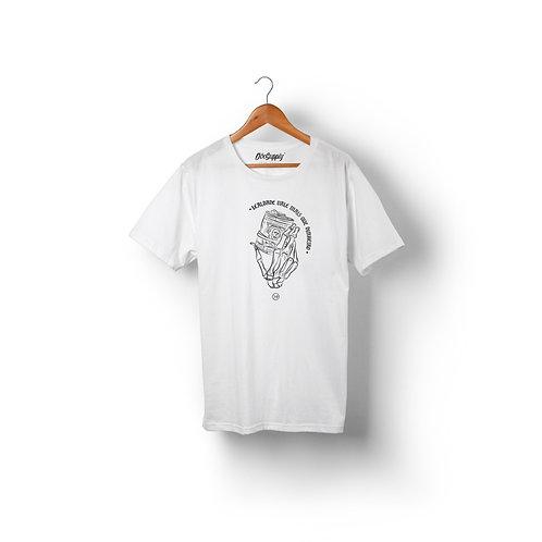 Camiseta Dix Supply DSBP07 Lealdade