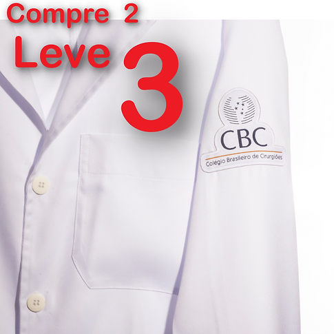 03 Pach Bordado Termo - colante CBC