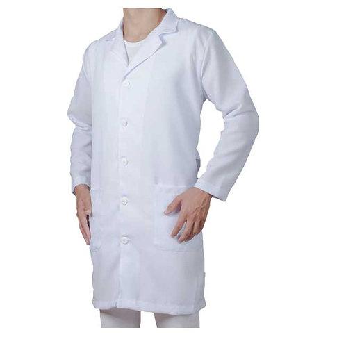 Jaleco masculino Microfibra SBCO