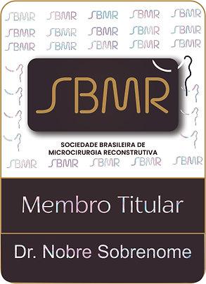 Selo  SBMR (1000 Unidades )