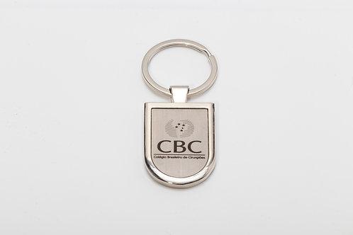 Chaveiro espelhado  CBC