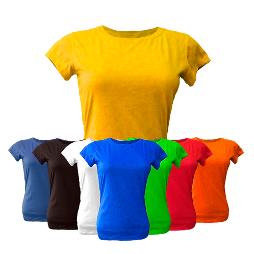 Camiseta Basic feminina