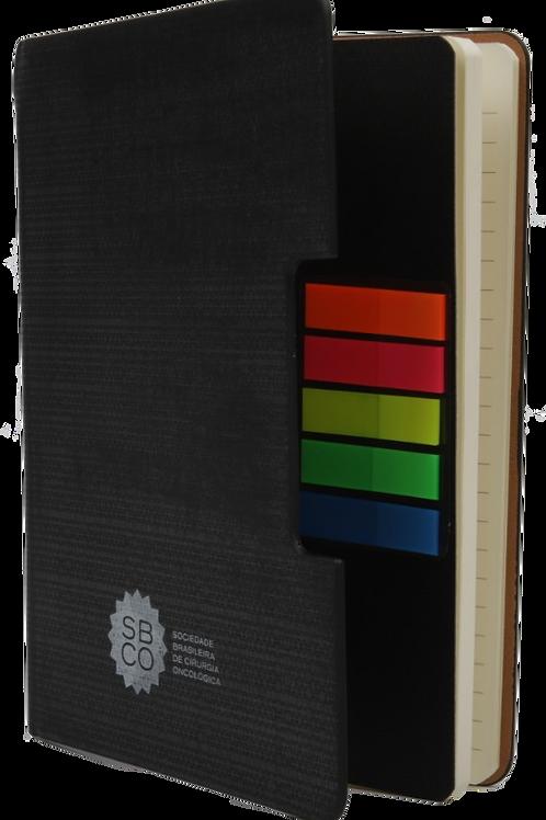 Caderneta moleskine Branco SBCO