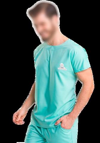 Pijama Cirúrgico Oficial Verde