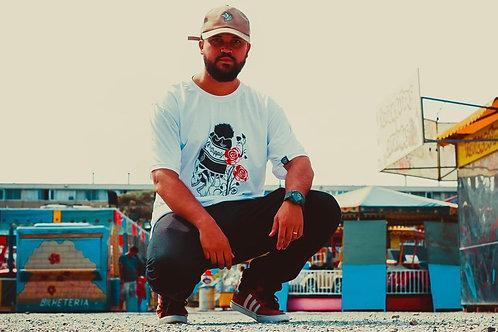 Camiseta DS Rosas
