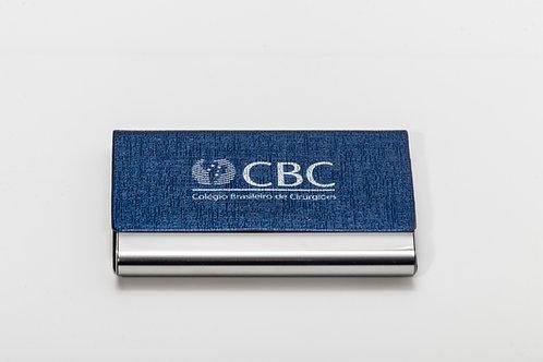 Porta cartão Executivo CBC