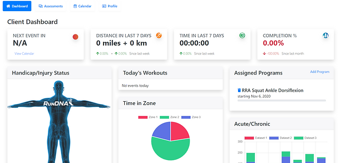 RunDNA App Dashboard.PNG