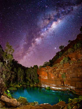 Magic Of Karijini National Park