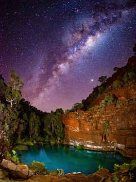 Magic Of Karijini National Park
