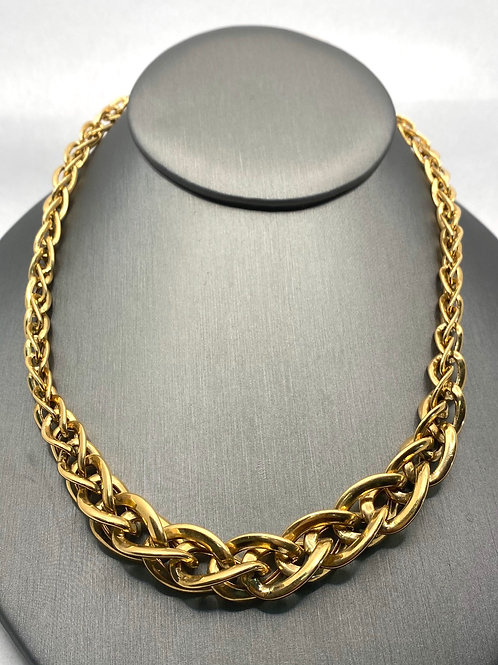 14KT Gold Emporium Necklace.