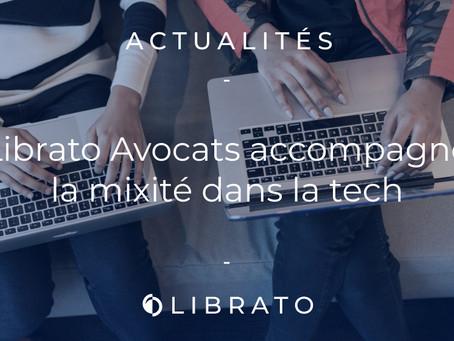 Librato Avocats accompagne la mixité dans la tech
