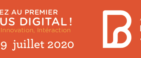 Campus en Digital du 6 au 9 juillet