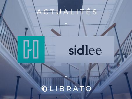 L'agence de design Haigo accompagnée par Cécile Hubert rejoint le collectif créatif Sid Lee