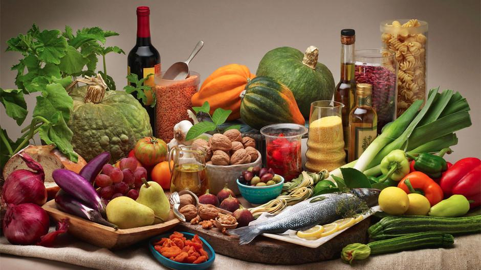 Dieta Mediterranea vs Dieta Argentina