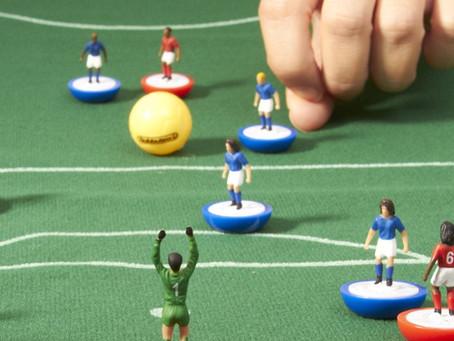 Calcio in tavola, Subbuteo
